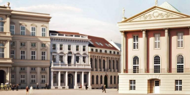 Stadtschloss Appartements Potsdam