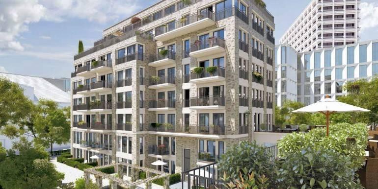 Ottilie von Hansemann Haus Neubau Berlin