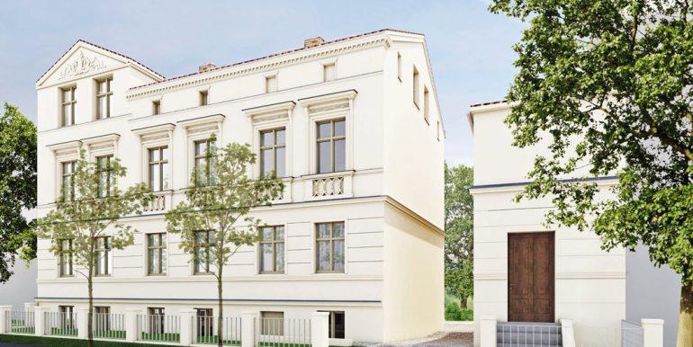 Villa Bornstedt in Potsdam