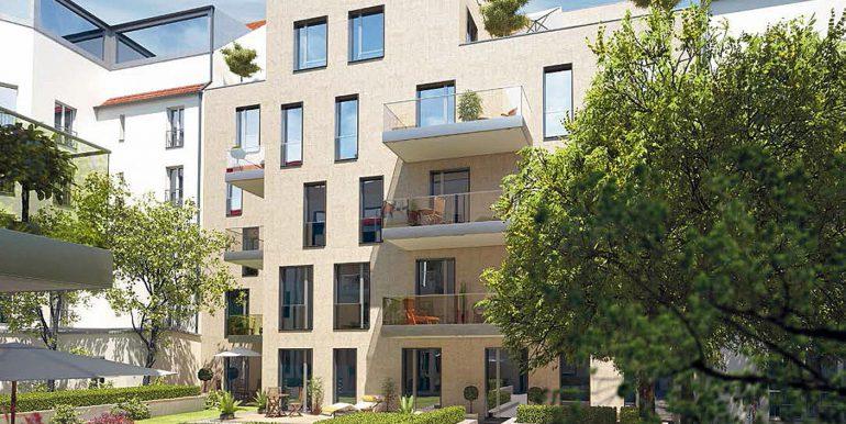 Quartier 22 Neubau im Herzen Berlins